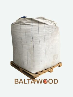 Tverskaya houtpellets bigbag
